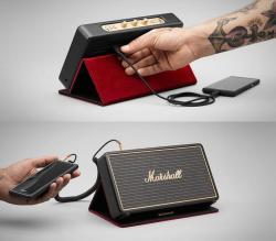 Marshall马歇尔 Stockwell 便携式无线蓝牙音箱