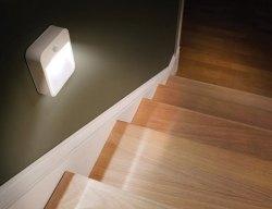 Mr. Beams Wireless Motion Sensing LED Floor Nightlights