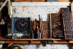 Bestmadeco Best Made Company Metal Box Workshop Clock
