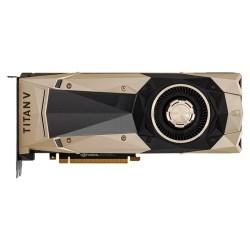 NVIDIA英伟达 TITAN V 显卡,性能新高度
