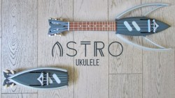 Astro Smart Foldable Ukulele Take Your Music Passion Always With You