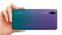 Huawei P20 Leica Dual Camera FullView Display Smartphone