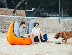 TRONO Inflatable Chair for Kids