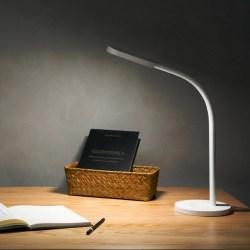 Yeelight 灵动 LED 台灯,蓝光材料,无可视频闪调光调色,全角度灯臂