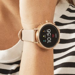 Gen 4 Heart Rate Fitness Tracker Smartwatches By Fossil
