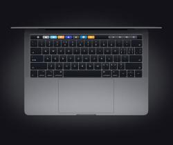 Apple MacBook Pro 13.3英寸笔记本电脑2018新款,四核八代i5 8G 256G Touch Bar MR9Q2CH/A