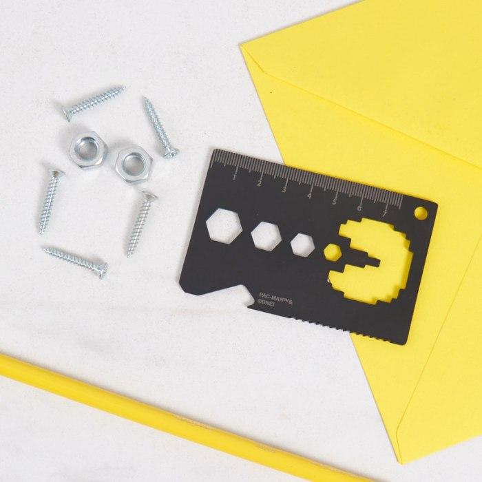 Pac-Man Multi Tool By Firebox