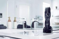 Panasonic松下 ER-GB42 干湿两用电动剃须刀,胡须修剪器