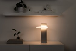 Gantri Dulce 3D printed Table lights by Filippo Mambretti