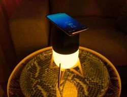 Lucis 3.0 Powerful Mood Lamp with Wireless Charging