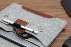 IPad Pro 11 Inch Wool Felt Case Cover By Pack&Smooch
