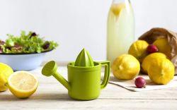 Lemoniere Lemon Juicer With Flip Lid By Peleg Design