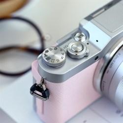 Panasonic松下 GF9K 微型单电套机,12-32mm镜头,4K美颜自拍神器