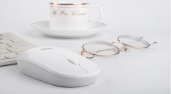 AOC MS310笔记本静音无线光电鼠标