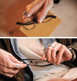 TYTUS Lightweight Crash Self Protecting Glasses