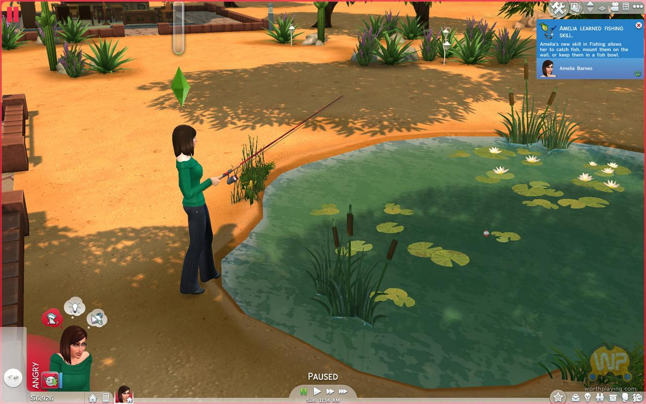 Worthplaying PC Review The Sims 4