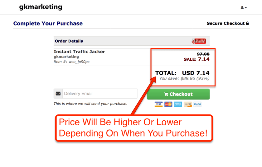 Instant Traffic Jacker Review with $60,000 BONUS - Is It Worth Buying?