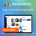 Mobimatic 2.0 Review – How To Build An Excellent Mobile App Using Drag And Drop