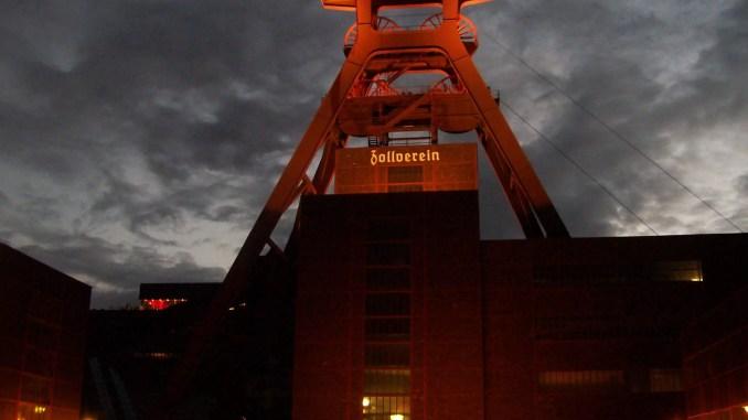 Schacht 12 Zeche Zollverein