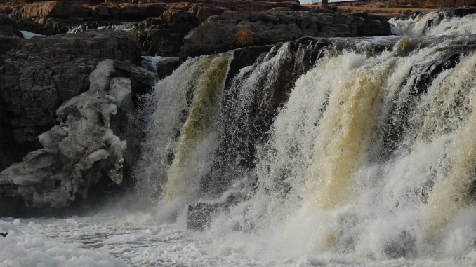 Sioux Falls in South Dakota