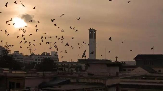 Medina in Casablanca