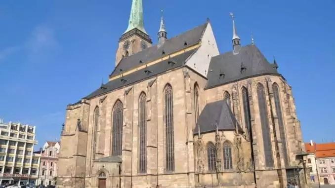 St. Bartholomäus Kathedrale Pilsen