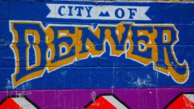 Grafitti in Denver