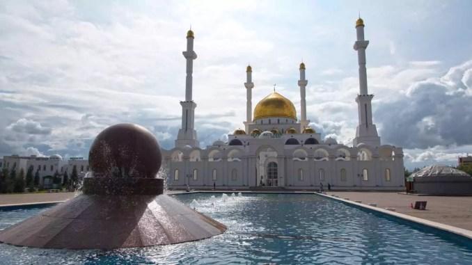 Nur-Astana-Moschee Kasachstan