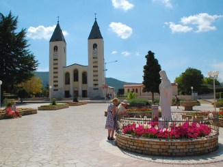 Medjugorje in Bosnien-Herzegowina