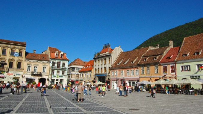 Altstadt Brasov