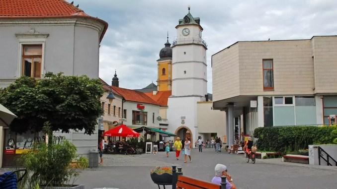 Stadtturm Trencin