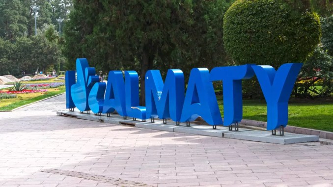 Almaty Kasachstan