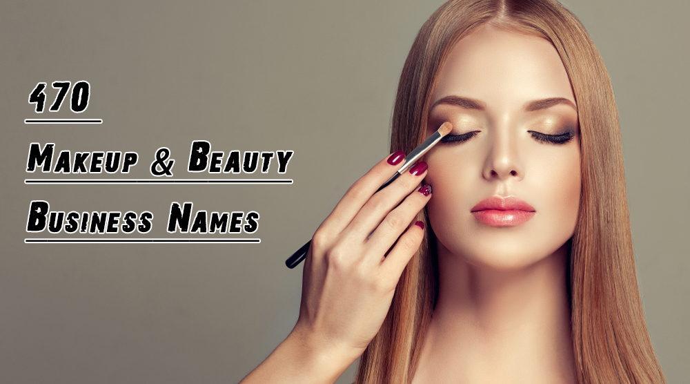 Beauty Business Names Ideas