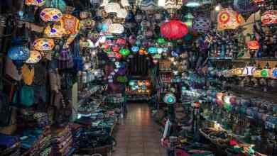 Bazaar Names Ideas