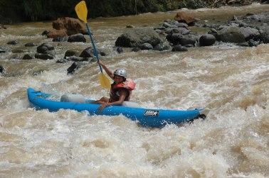 Kayaking the Balsa River