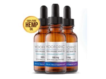 Yooforic Hemp Oil review