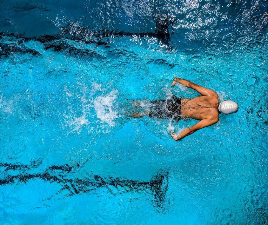 Swimming is Good For Weight Loss