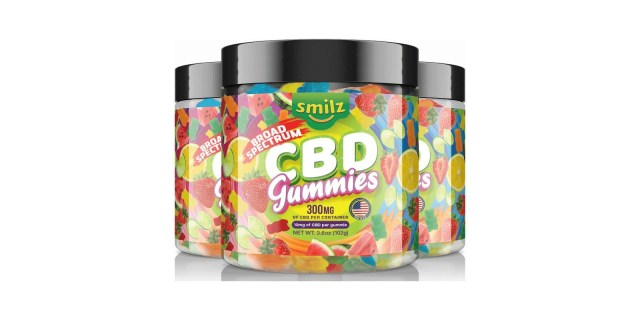 Smilz CBD Gummies Reviews – A Complete Herbal Formula To Cure Chronic Aches?