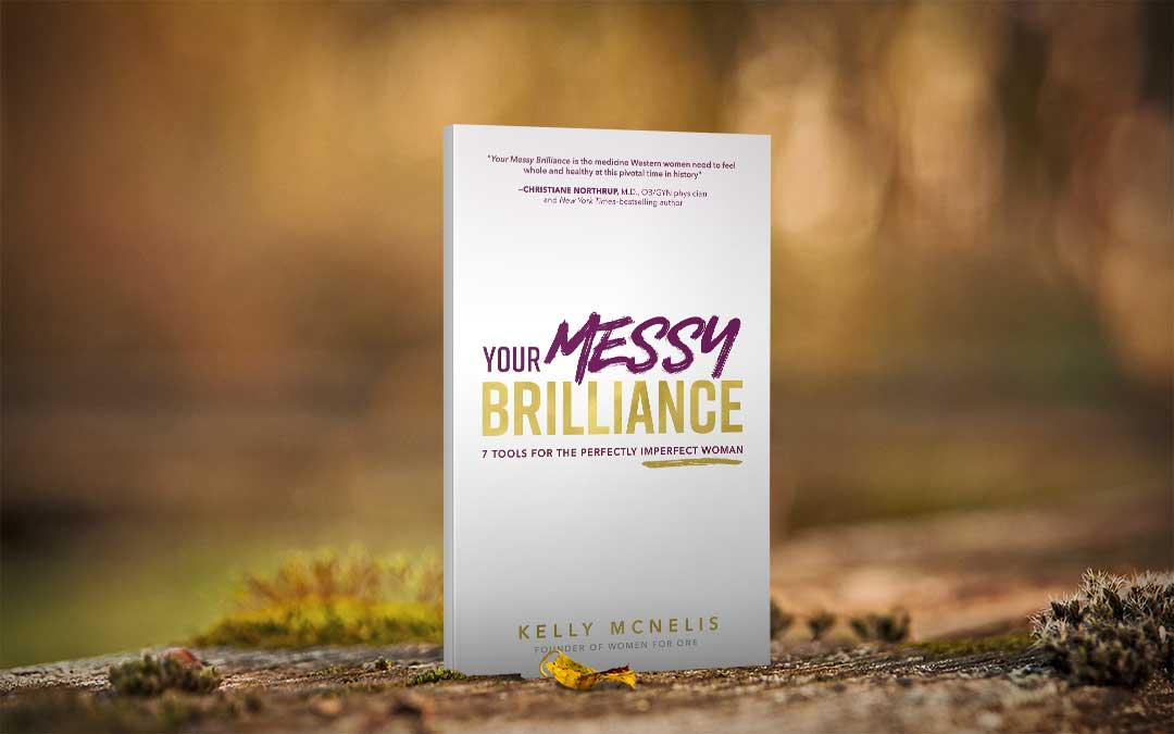 [book launch] YOUR MESSY BRILLIANCE by kelly mcnelis
