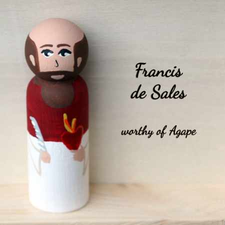 Francis de Sales main