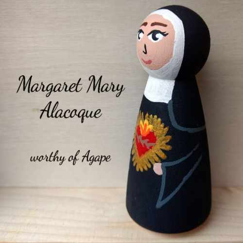 Margaret Mary Alacoque side 2