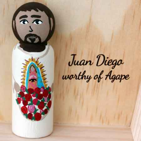 Juan Diego main close up