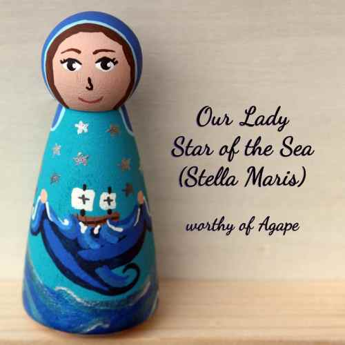 Our Lady Star of the Sea front