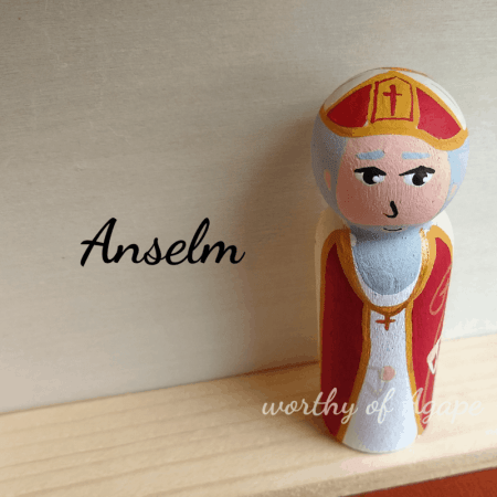 Anselm top