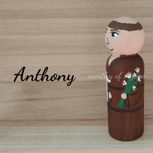 Anthony new new Lily side