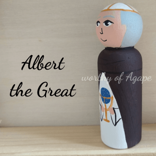 Albert the Great side 2