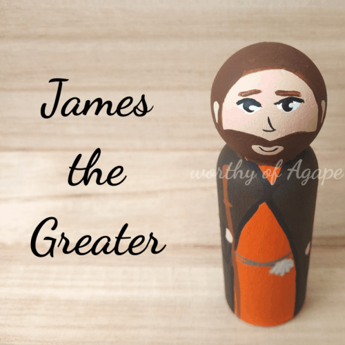 James the Greater top