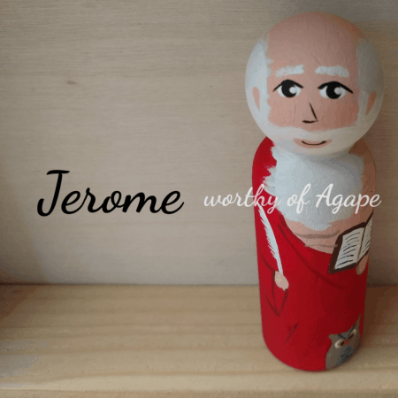 Jerome top