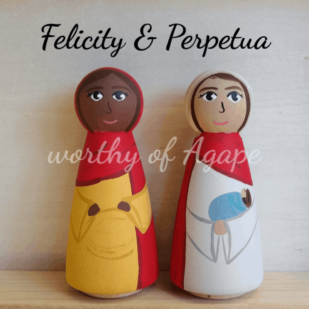 Felicity and Perpetua main