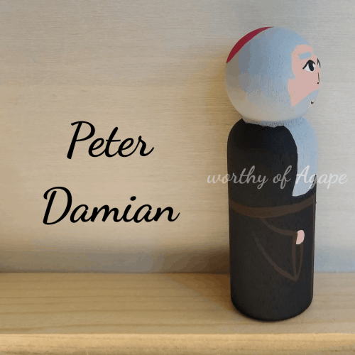 Peter Damian side
